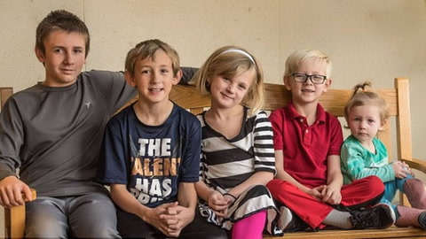 Five Sibs to Be  Adopted Together?