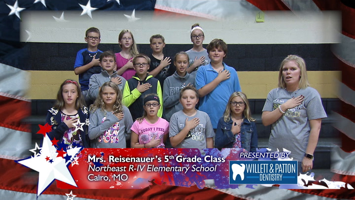 Northeast R-IV - Mrs. Reisenauer's 5th Grade