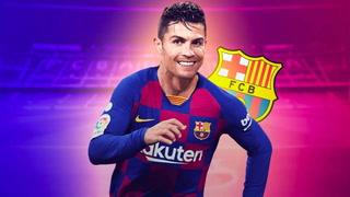 ¡Bombazo! Cristiano Ronaldo se ofrece para jugar con el Barcelona en la próxima temporada