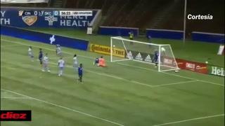 Roger Espinoza le da el triunfo a Kansas City sobre el Cincinati en la MLS