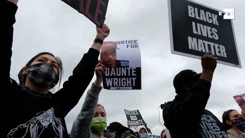 Protestas en Minneapolis tras muerte de un joven negro a manos de la policía