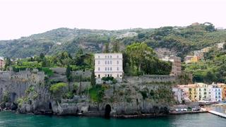 Lauren + Marco | Sorrento, Italy | villa Astor