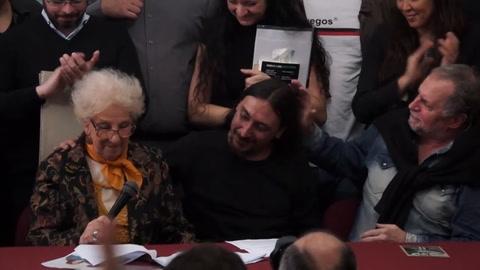 Abuelas de Plaza de Mayo presenta al nieto número 130