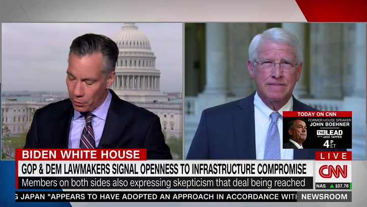 GOP Sen. Wicker on Trump Calling McConnell a 'Dumb SOB': 'Don't Think Comments Like That Are Helpful'