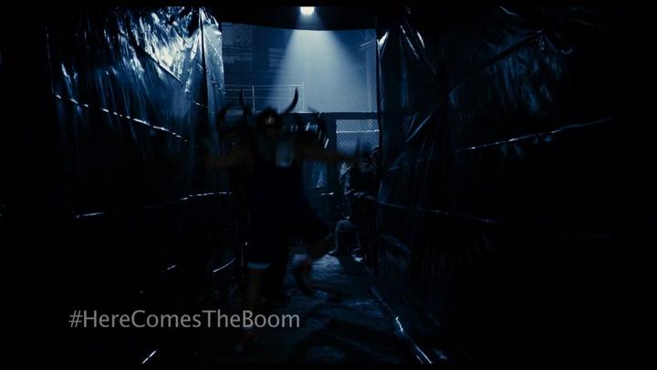 Here Comes The Boom - Ring Fight Scene Clip No. 2