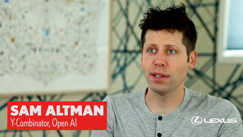 TECH PRIDE: Sam Altman