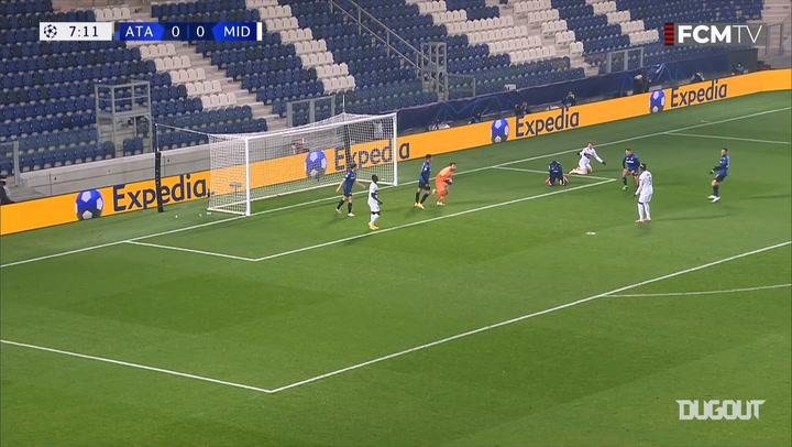 FC Midtjylland pick up first Champions League point vs Atalanta