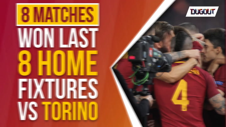 NTK By Numbers: AS Roma vs Torino, Coppa Italia