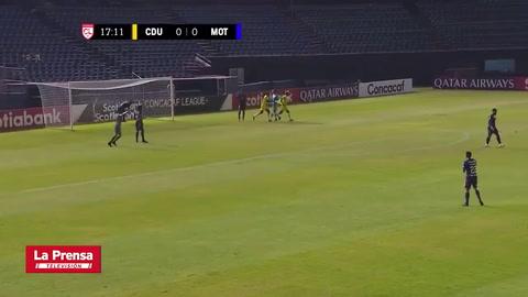 Universitario 1 - 0 Motagua (Liga Concacaf)