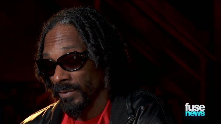 Shows: Fuse News: Teaser: Snoop Lion Tease