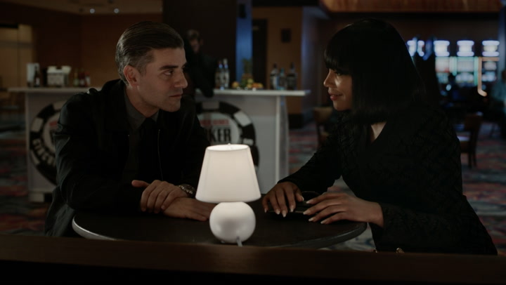 'The Card Counter' Clip: Lucky Lady
