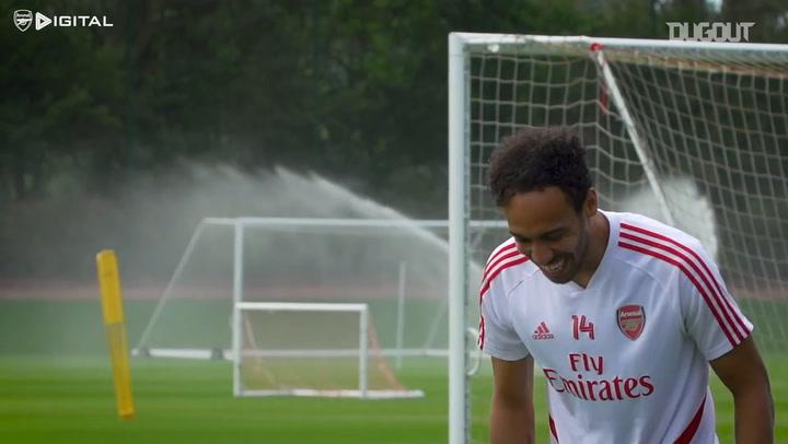 Pierre-Emerick Aubameyang's success at Arsenal - Videos