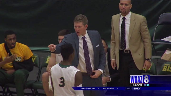 Miller's career day leads NDSU over North Carolina A&T