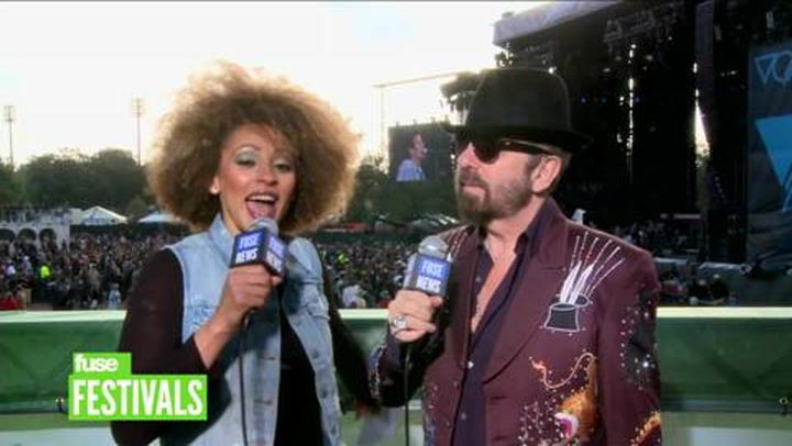 Festivals: Voodoo 2012: Eurythmics' David A. Stewart Talks Stevie Nicks Collabo