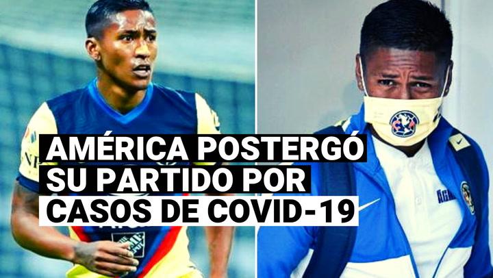 Se posterga el América vs. Juárez por seis casos de COVID-19 en el fútbol mexicano