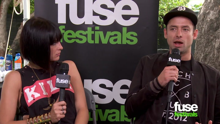 """Phantogram Reveal Who """"Fall In Love"""" Was Intended For"""
