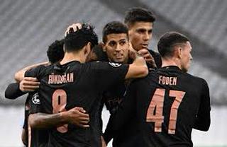 El Manchester City sigue funcionando en Europa y vence 3-0 al Marsella en Champions League