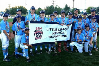 Remembering the 2014 Mountain Ridge Little League team's World Series run – Video