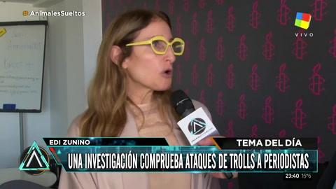 Una investigación comprueba el ataque de trolls a periodistas