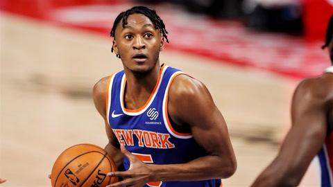 Takeaways from Knicks' surprising first half of the season