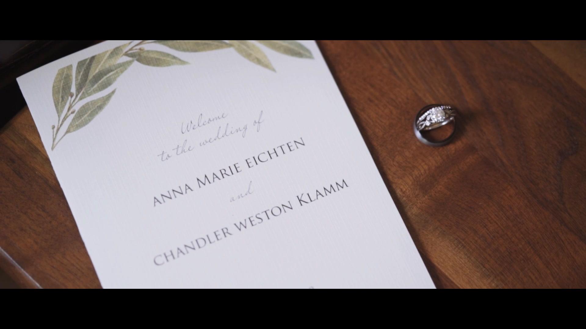 Chandler + Anna | Topeka, Kansas | The Foundry
