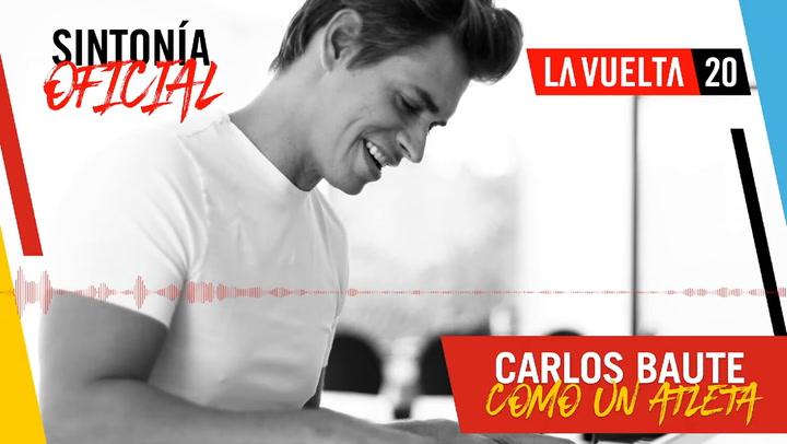 Adelanto de 'Como un atleta', la canción de La Vuelta 2020 de Carlos Baute