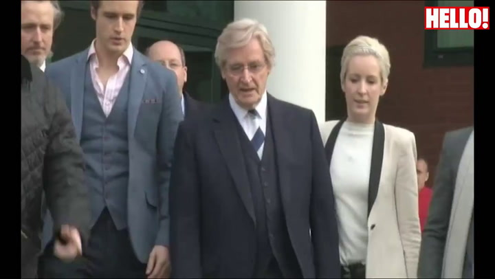 Coronations Street star William Roache: Thank you to everyone who supported me