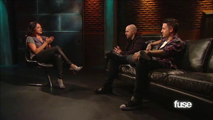 Shows: Top 20: Daughtry Reveal Title of Possible Next Single