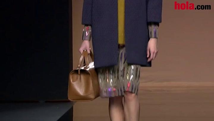 Fashion Week Madrid otoño-invierno 2014-2015: Ailanto
