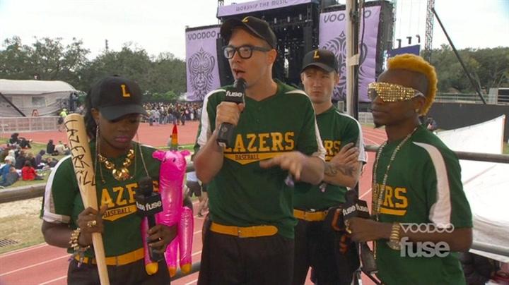Festivals: Voodoo: Major Lazer's New Album Will NOT Feature Michael Jackson - Voodoo 2011