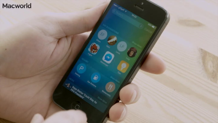 How to use Proactive in iOS 9
