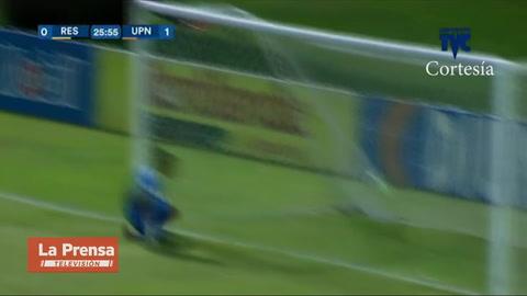 Real España 1 -2 UPNFM (Liga Nacional)