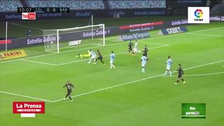 Celta de Vigo 0 - 1 Barcelona (Fútbol de España)