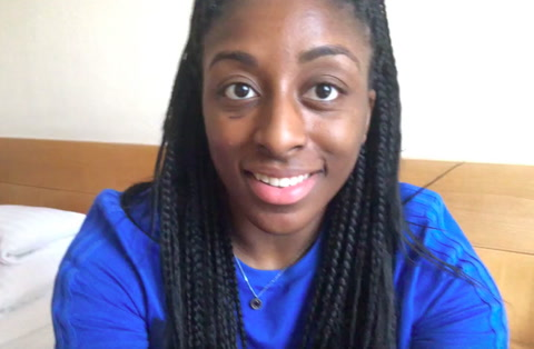 Motivate and Dominate: Nneka Ogwumike