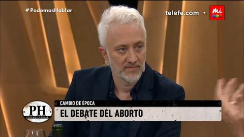 Marcos Peña: No estoy a favor de despenalizar el aborto