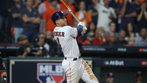 Mets very high on George Springer but Blue Jays are a threat