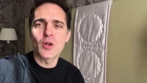 El video rosarigasino que grabó Berlín de La casa de papel