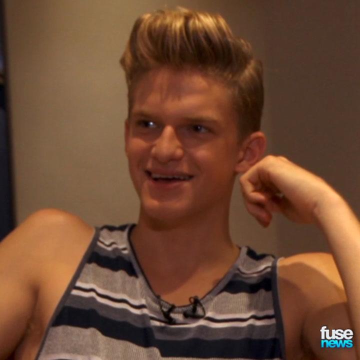 Cody Simpson Answers Rapid-Fire Fan Questions