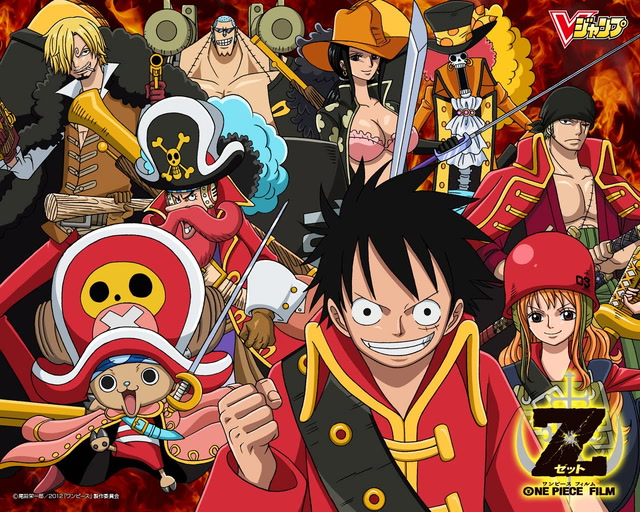 One Piece Film Z One Piece Wiki Fandom
