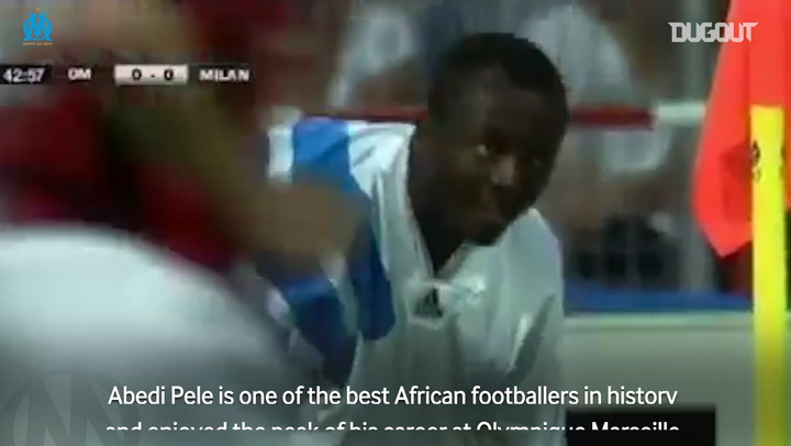 The Story Behind: Abedi Pele's Legacy At Olympique de Marseille