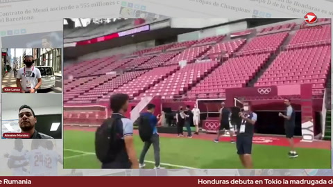 Honduras debuta en Tokio la madrugada del jueves ante Rumania