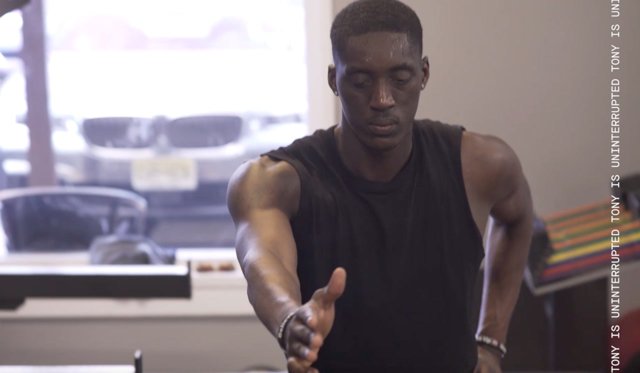 The Grind feat. Tony Snell