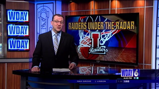 Raiders on a roll