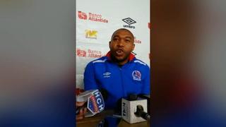 Wilson Palacios regresó a los entrenamientos del Olimpia