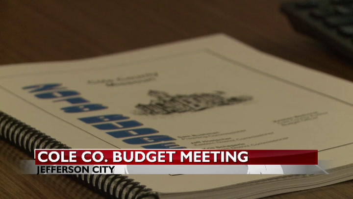 Cole county commissioner meeting