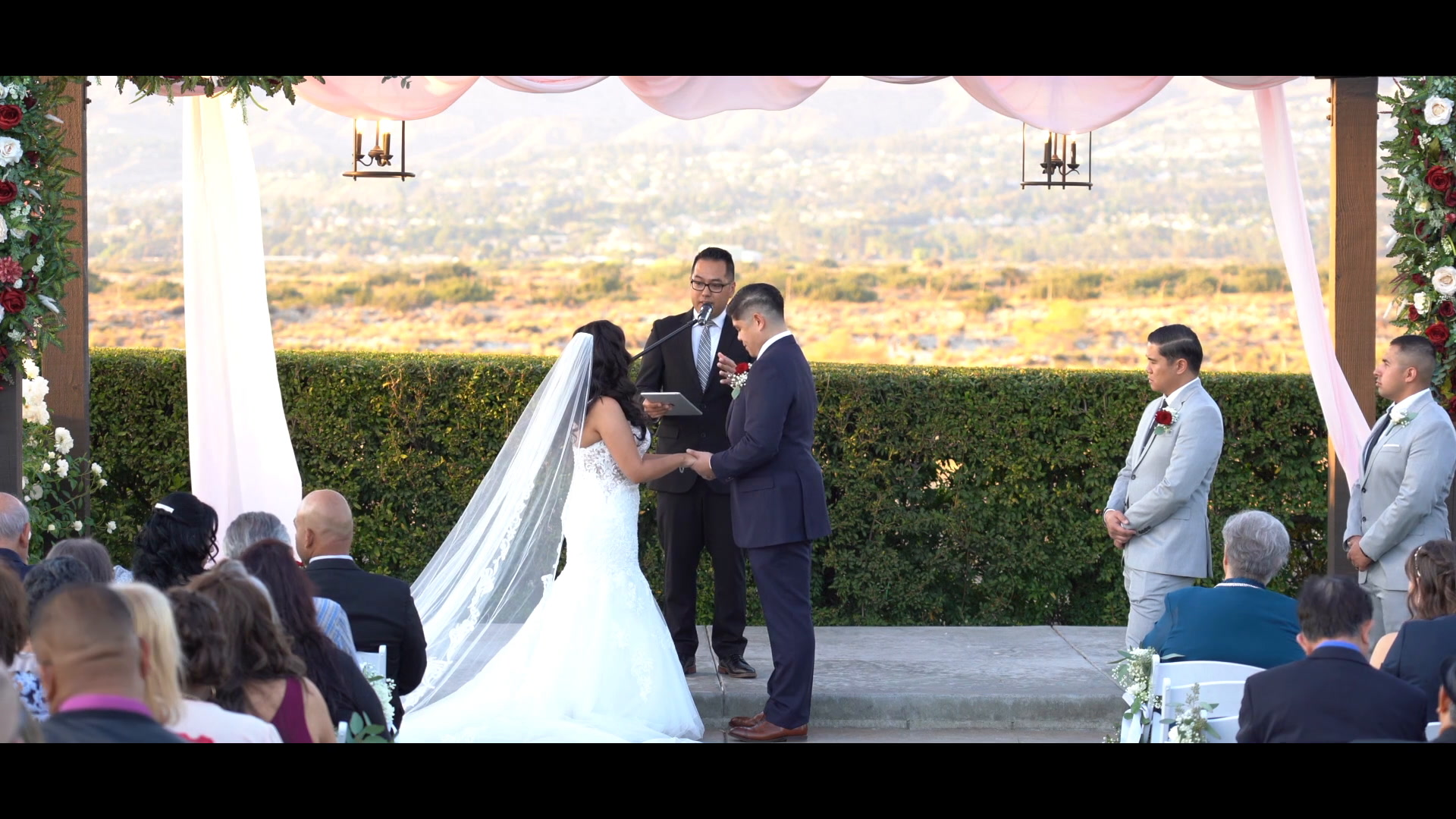 Marlena + Dean | Redlands, California | The Grove