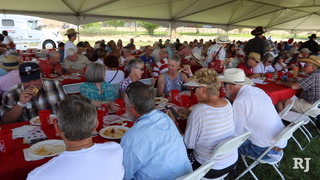 Basque Fry Republican rally and bbq in Gardnerville, Nevada