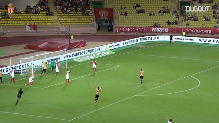 AS Monaco great comeback vs Angers