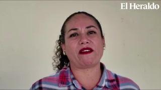 Dramático relato de jefa del joven afectado por bomba molotov