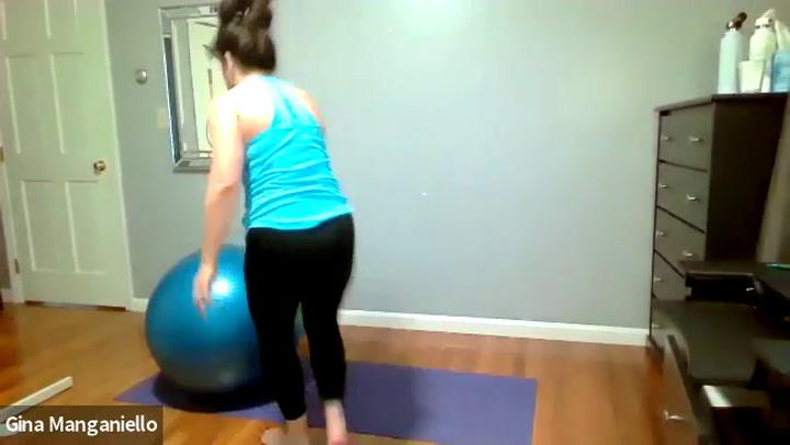 Full Body Stability Ball